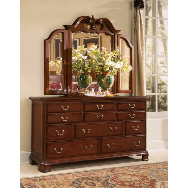 Staas 11 Drawer Dresser by Astoria Grand