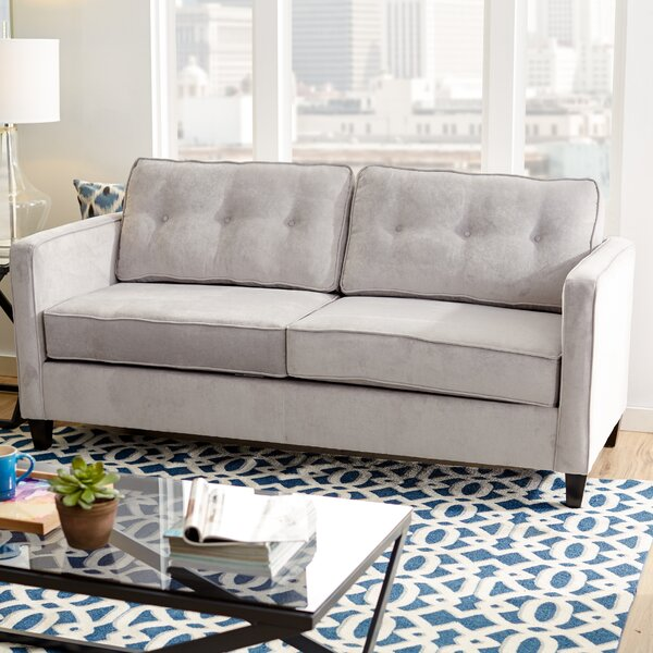 Cypress Standard Sofa by Mercury Row