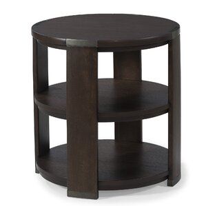 Destrey End Table by World..