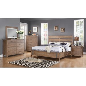 Porte Crayon Panel Configurable Bedroom Set by Loon Peak