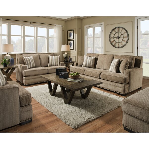 Nakia 2 Piece Living Room Set By Darby Home Co