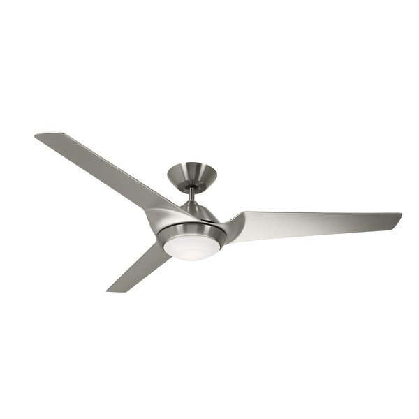 60 Straus Sweep Eco 3 Blade LED Ceiling Fan by Orr