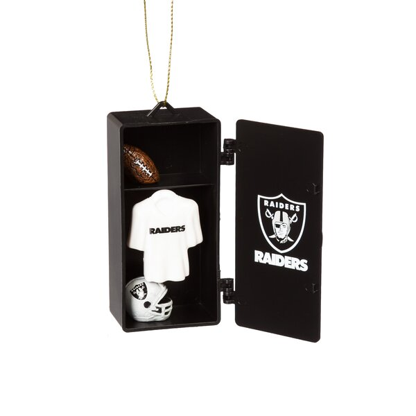 NFL Locker Ornament by Evergreen Enterprises, Inc