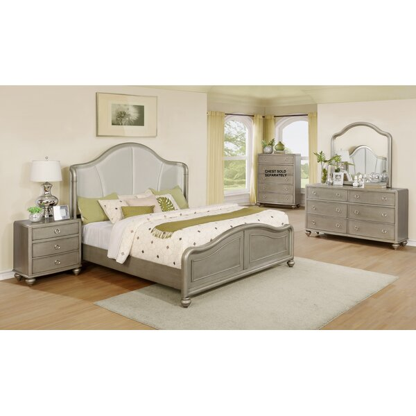 Aiden Platform Configurable Bedroom Set by Roundhill Furniture
