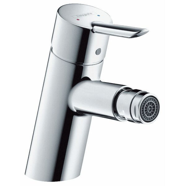 Focus S Single Handle Horizontal Spray Bidet Faucet by Hansgrohe