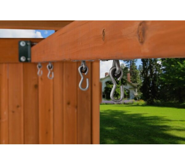 Swing Seat Hanger (Set of 2) (Set of 2) by Creative Cedar Designs