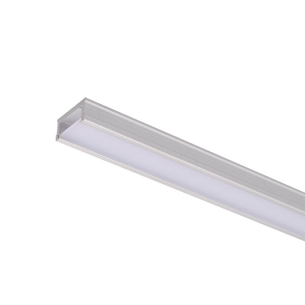 Rigid Aluminum Channel Capony by WAC Lighting