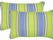 Castiglia Outdoor Lumbar Pillow (Set of 2) by Ivy Bronx