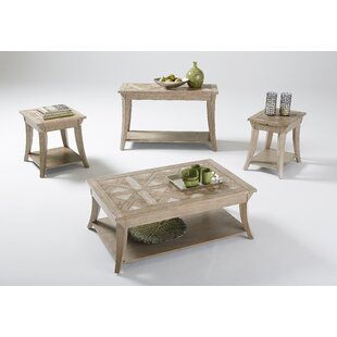 Ellsworth 4 Piece Coffee Table Set  sc 1 st  Wayfair & 4 Piece Coffee Table Set | Wayfair