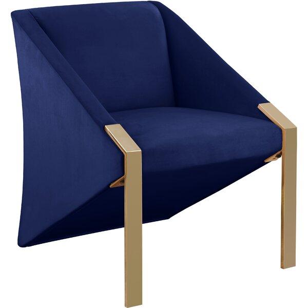 Jeremias Barrel Chair by Mercer41 Mercer41