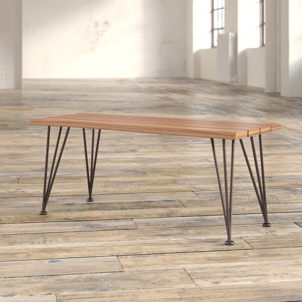 Guyapi Indoor Acacia Wood Coffee Table By Trent Austin Design