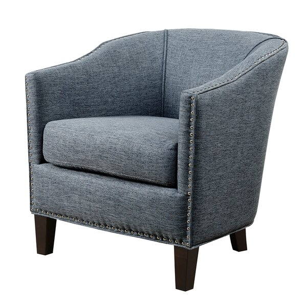 Stansbury Barrel Chair by Alcott Hill Alcott Hill