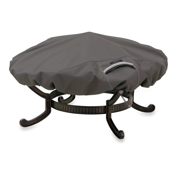 Round Fire Pit Cover by Freeport Park