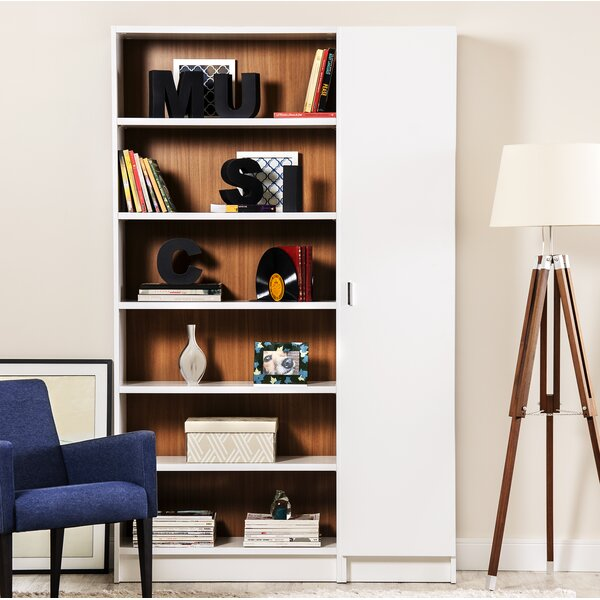 Gabriela Standard Bookcase by Latitude Run