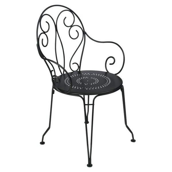 Montmartre Stacking Patio Dining Chair (Set of 2) by Fermob