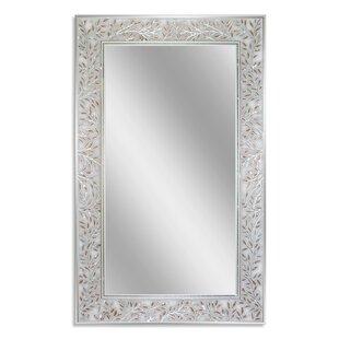 Order Domingue Olive Branch Bathroom/Vanity Mirror ByCharlton Home