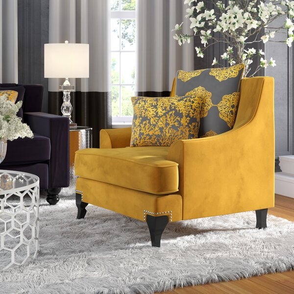 Lyla Armchair by Willa Arlo Interiors Willa Arlo Interiors