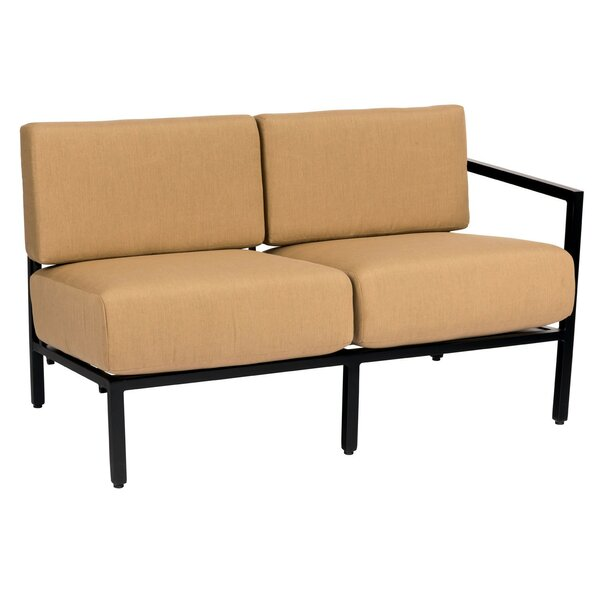 Salona Right Arm Loveseat by Woodard
