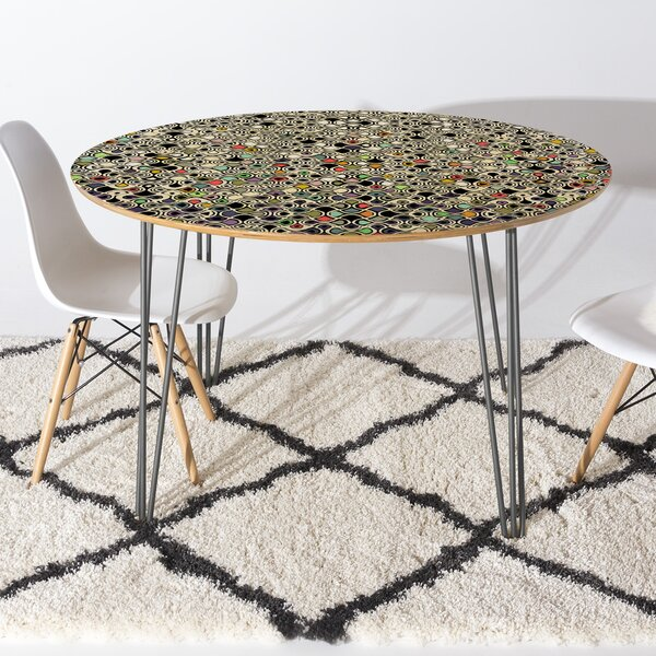 Sharon Turner Cellular Round Table by East Urban Home