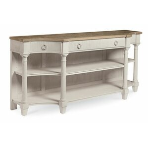 Carrie Entertainment Console Table by One Allium Way