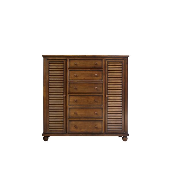 King Shutter Wood Armoire by Bayou Breeze