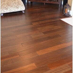 Find The Perfect Teak Hardwood Flooring Wayfair