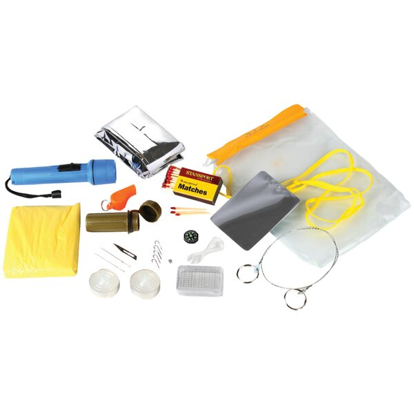 Emergency Survival Kit by Stansport