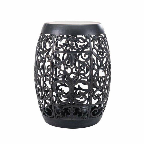 Decorative Steel Hose Pot by Sunjoy