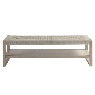 Abigayle Solid Wood Bench