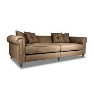 Etchison Plush Deep Chesterfield Sofa Darby Home Co