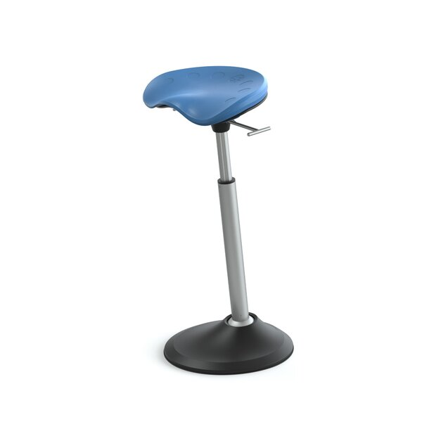 Mobis II Height Adjustable Stand-up Leaning Seat by Focal Upright Furniture