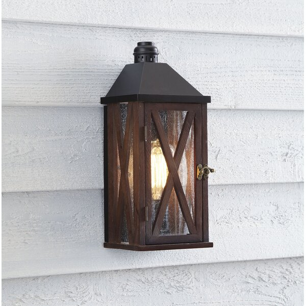 Sandy Bay Outdoor Wall Lantern by Birch Lane™
