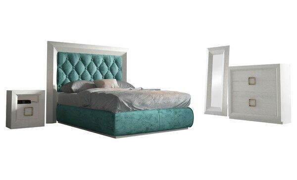 Kolar Standard 5 Piece Bedroom Set by Everly Quinn
