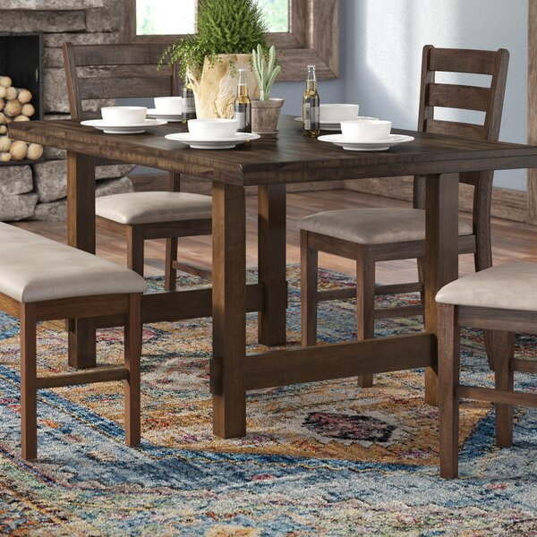 Channel Island Dining Table by Trent Austin Design