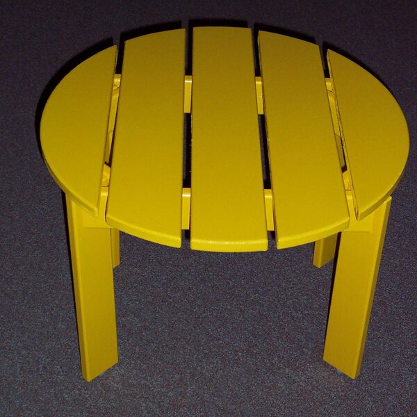 Side Table by Prairie Leisure Design