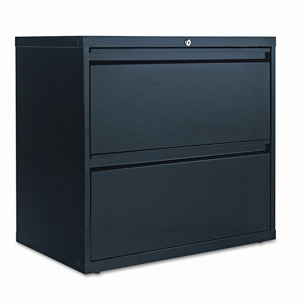 2-Drawer Lateral Filing Cabinet by Rebrilliant