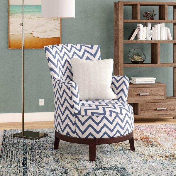 Aldridge Swivel 22-inch Armchair By Lark Manor