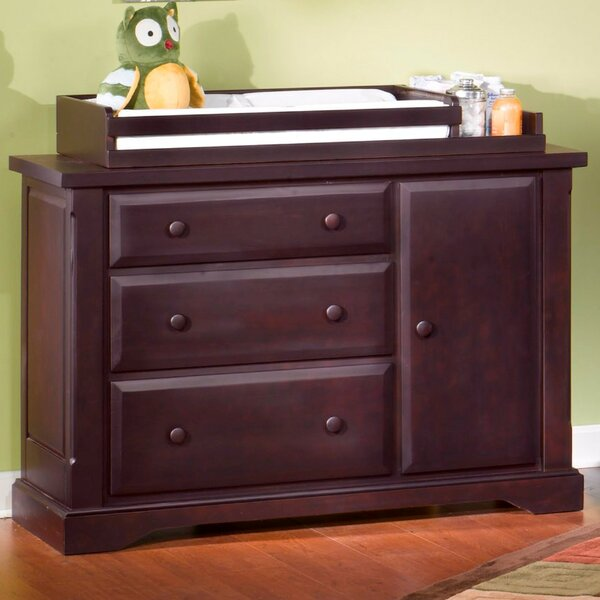Hawthorne Changing Dresser by Child Craft