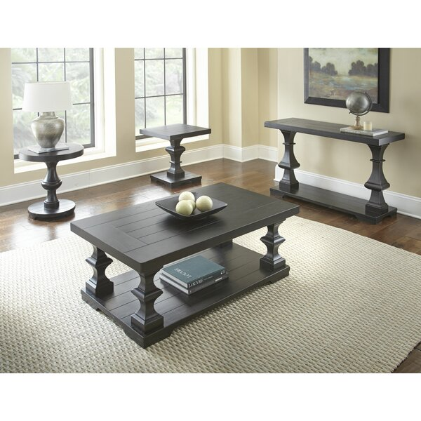 Addilyn 4 Piece Coffee Table Set by Breakwater Bay