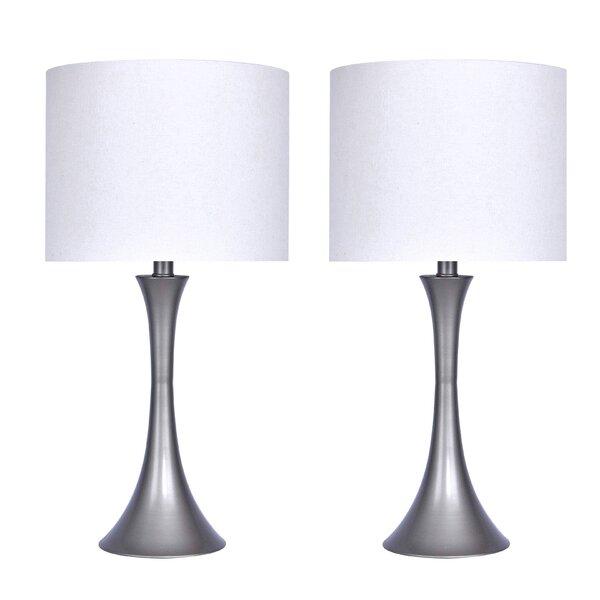 Witte 24.25 Table Lamp (Set of 2) by Orren Ellis