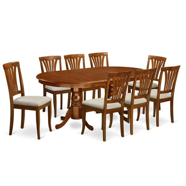 Best #1 Newton 9 Piece Dining Set By Wooden Importers Coupon
