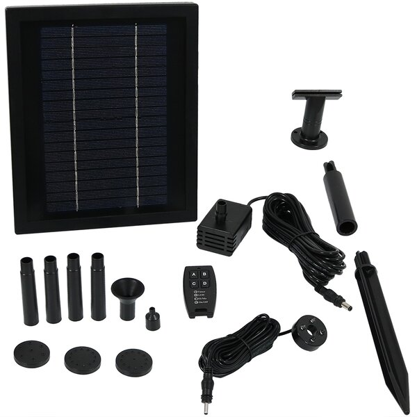 65 GPH Solar Pump by Wildon Home ®