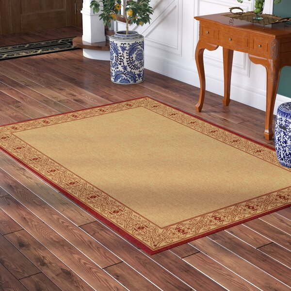 Beasley Border Outdoor Rug by Astoria Grand