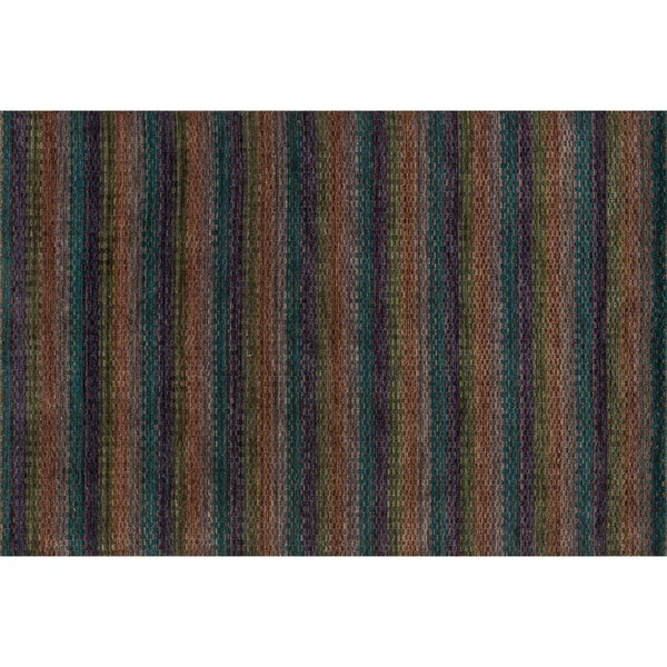 Turnage Hand-Woven Blue/Brown Area Rug by Millwood Pines