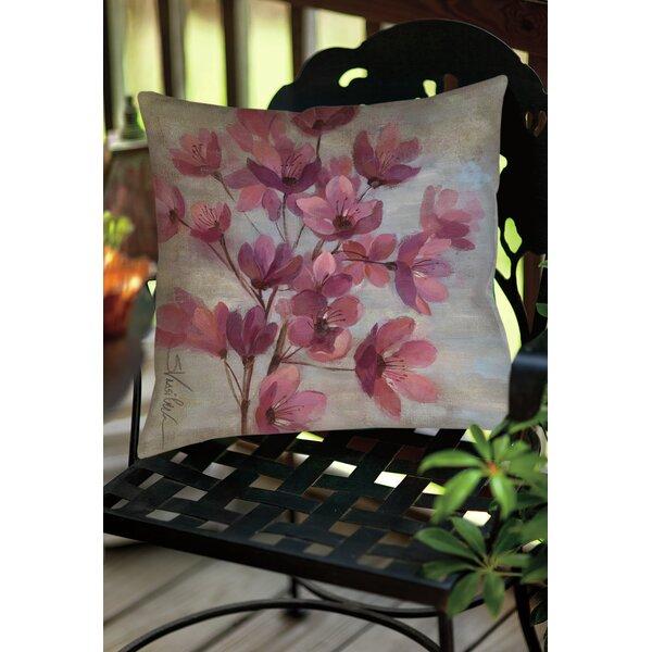 Perrin Indoor/Outdoor Throw Pillow by Andover Mills