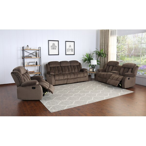 Gully Reclining Living Room Set By Red Barrel Studio