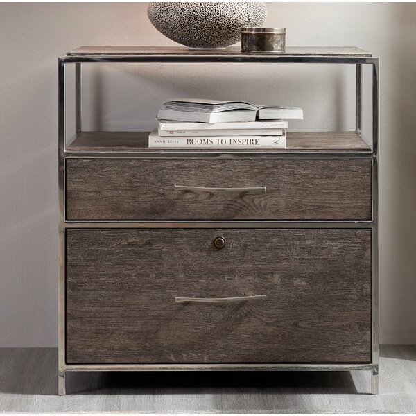 Storia 2 Drawer Lateral Filing Cabinet by Hooker Furniture