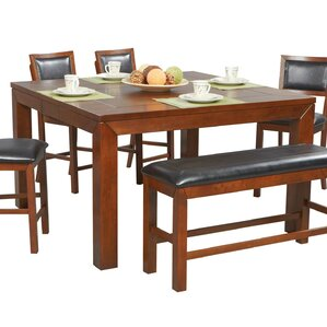 franklin counter height dining table - Winners Only Furniture