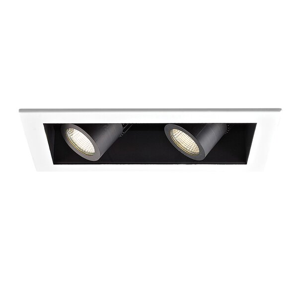 Precision Module LED 4 Adjustable Recessed Trim by WAC Lighting