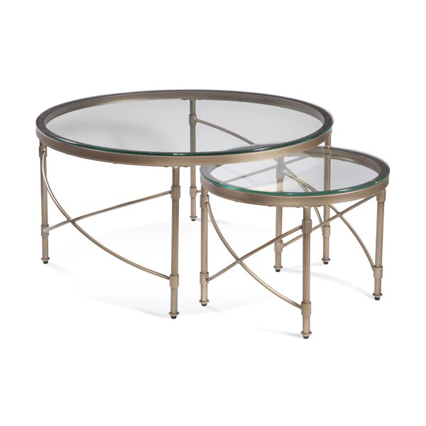 Post Up 2 Nesting Tables By Latitude Run